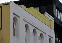 Butterworth Bros. building (later Paterson & Barr, Smiths City), High Street, demolished 2009