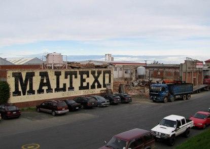 Wilson Malt Extract Co. buildings, Ward Street, demolished 2011