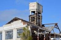 W. Gregg & Co. buildings, Riego Street, demolished 2014