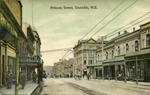 A Muir & Moodie postcard, c.1905