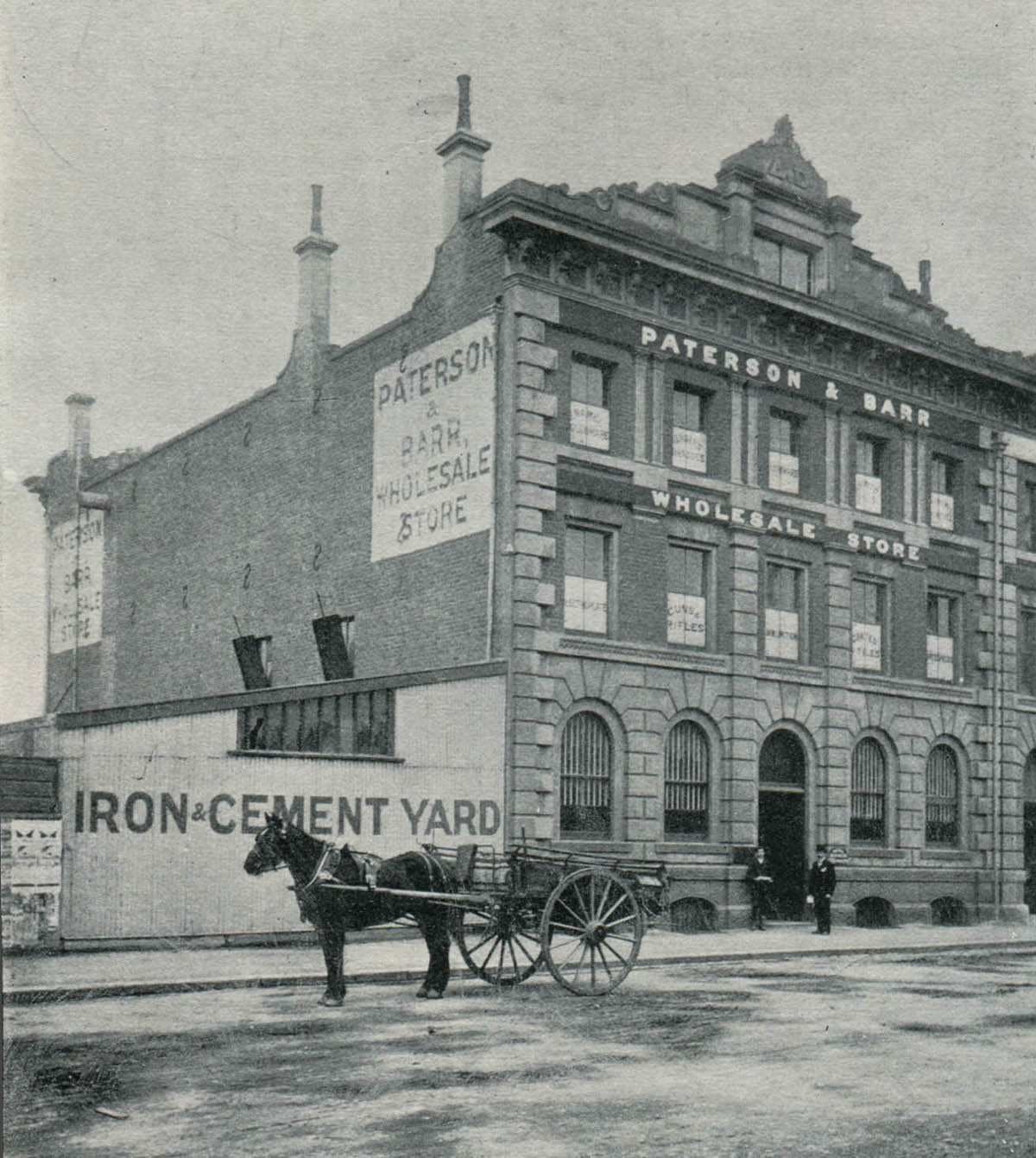 Hogg, Howison, Nicol & Co  Building   Built in Dunedin