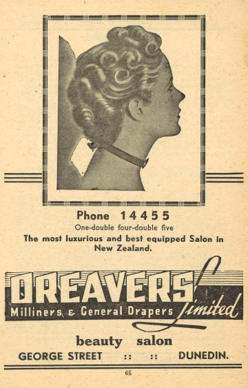 Dreavers_1945advert