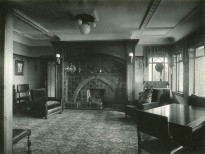 Meals room. C.M. Collins photographer.