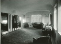 Drawing room. C.M. Collins photographer.
